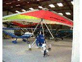 Ein grosser Teil der Piloten besitzt im Centre ULM