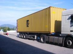 Transports de Conteneurs