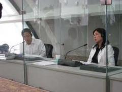 Interprétation de conférence en cabines