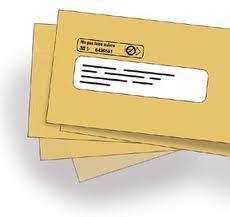 Enveloppes commerciales personnalisées