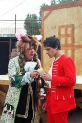 Création de costumes de scène