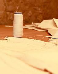 Réalisation de robe
