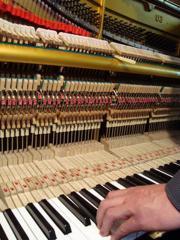 Réparation et restauration de pianos