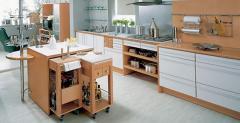 Installation de cuisines