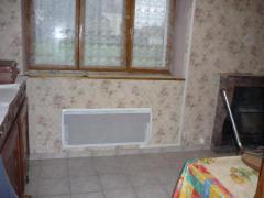 Installation de radiateurs electriques