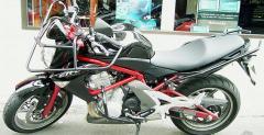 Moto 125 cm³