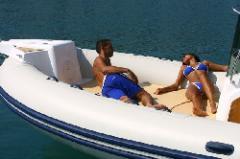Location bateau Capelli 770 Tempest 250cv