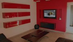 Interior design of cinema halls