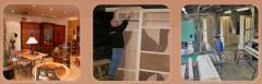 Creation de meubles