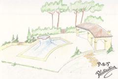 Projets de piscine