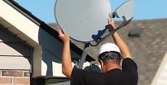 Installation d'antennes terrestres