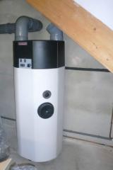 Installation d'un chauffe eau thermodynamique