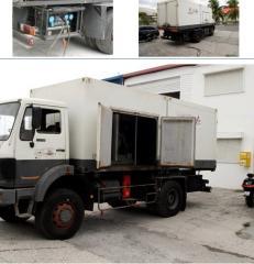 Camion Groupe 110 Kva