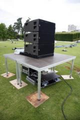 Sonorisation de concerts et spectacles