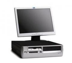 Ordinateur de bureau HP D530 SFF