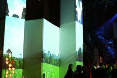 Location projection et la captation d'images