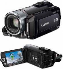 Camescope Canon full hd à carte sdhc zoom optique