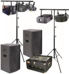 Maintenance de matériel de de sonorisation, vidéo