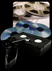 Transfert vidéo sur DVD