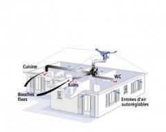 Systeme de ventilation