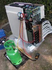 Entretien des installations électriques