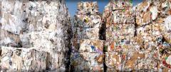 Service de recyclage et de tri de papier